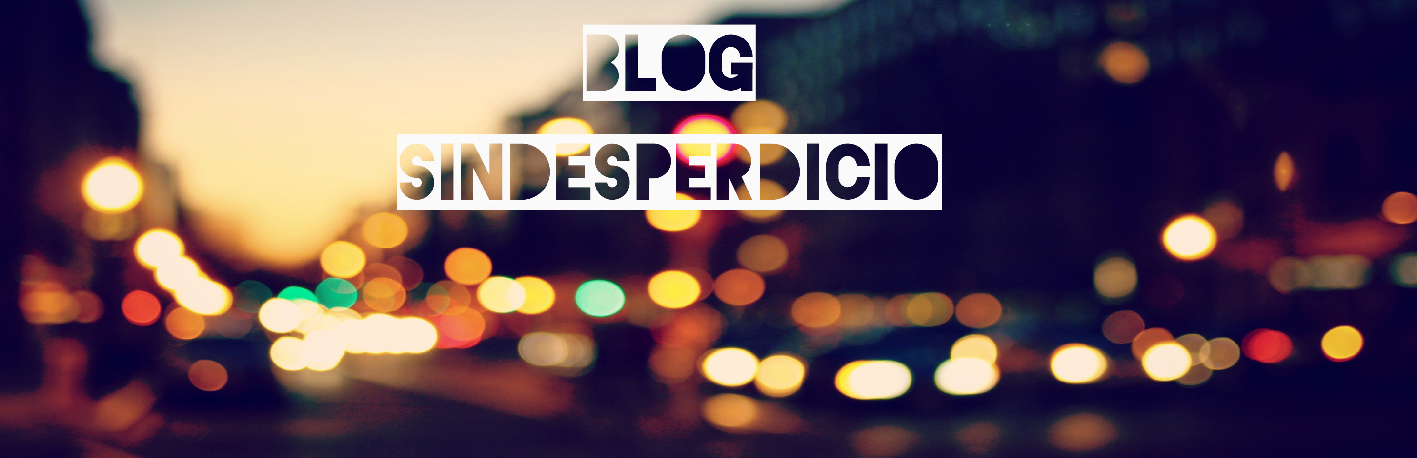 Blog Sin Desperdicio